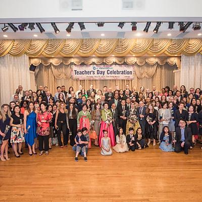 28th Annual Teacher's Day Celebration