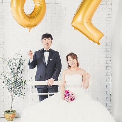 Park & Choi's  Wedding studio