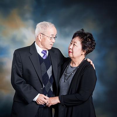 Edward Kim's  Family