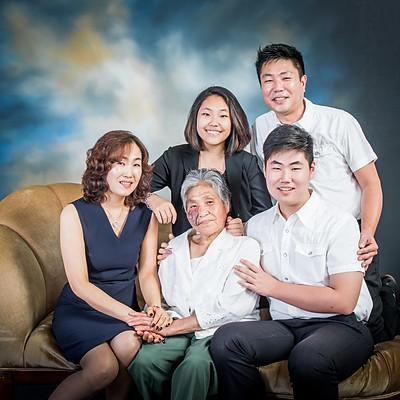 Yoo's Family