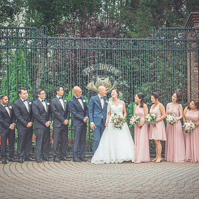 Jennifer + Jacob's Wedding