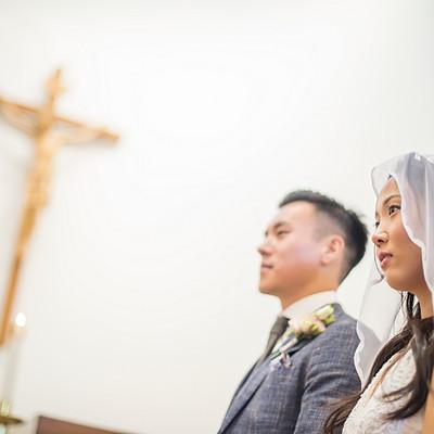 Lee's Wedding