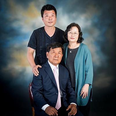 Hwang's Family