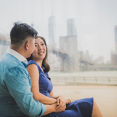 Rich & Sandra's Engagement