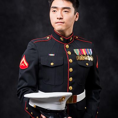 Kim's Portrait