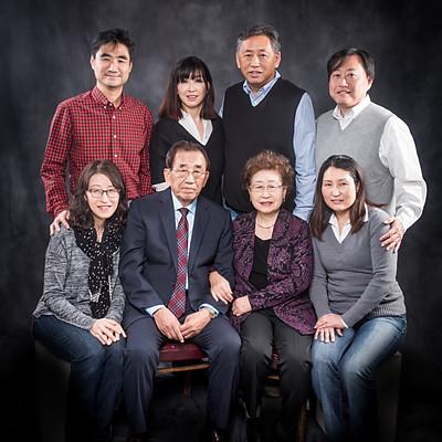 Yu's Family