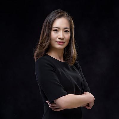 Jiah Kim Portrait