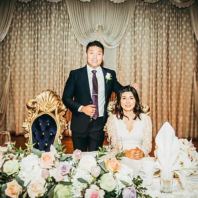 Kim and Kim's Wedding