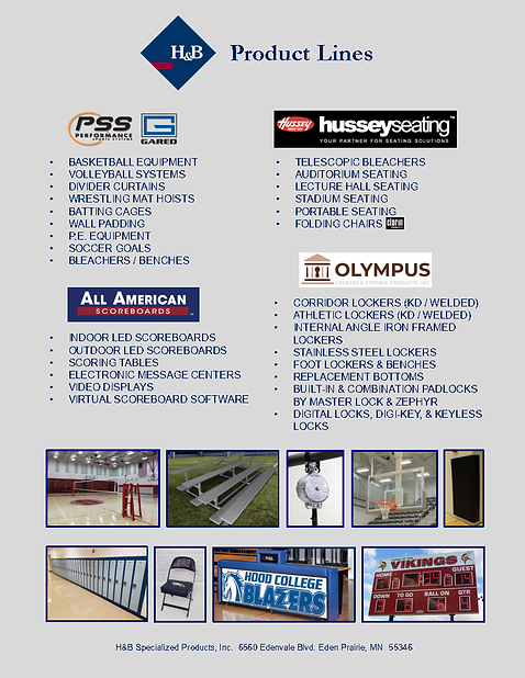 H&B Specialized Products - Doug PRomo_Pa