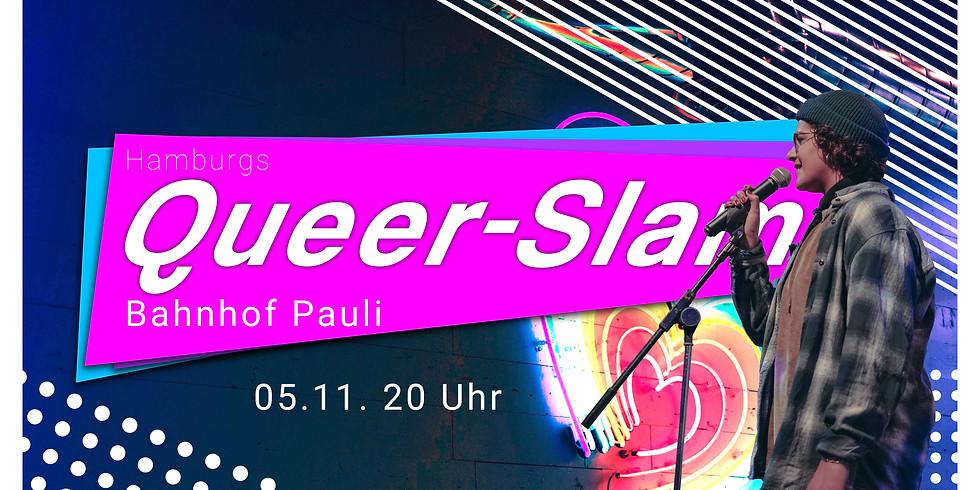 Queer-Slam   Poetry-Slam Special
