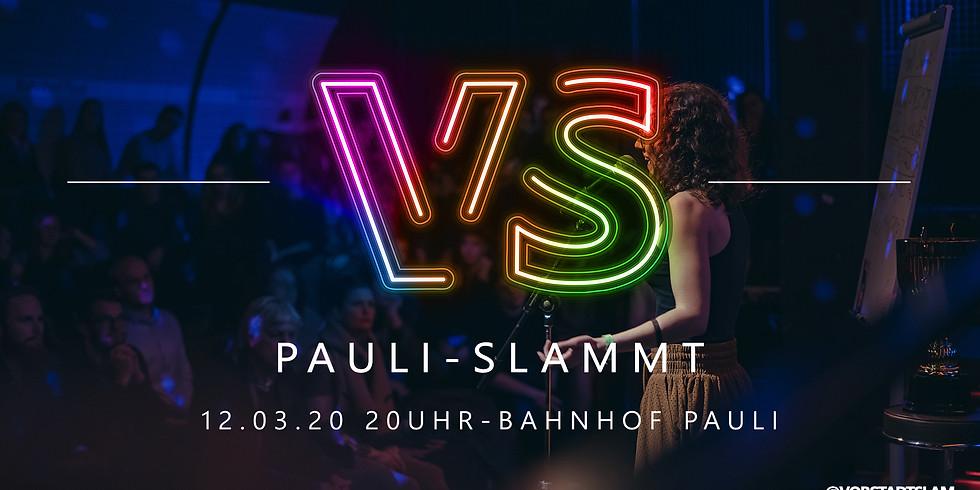 Pauli-Slammt   #2