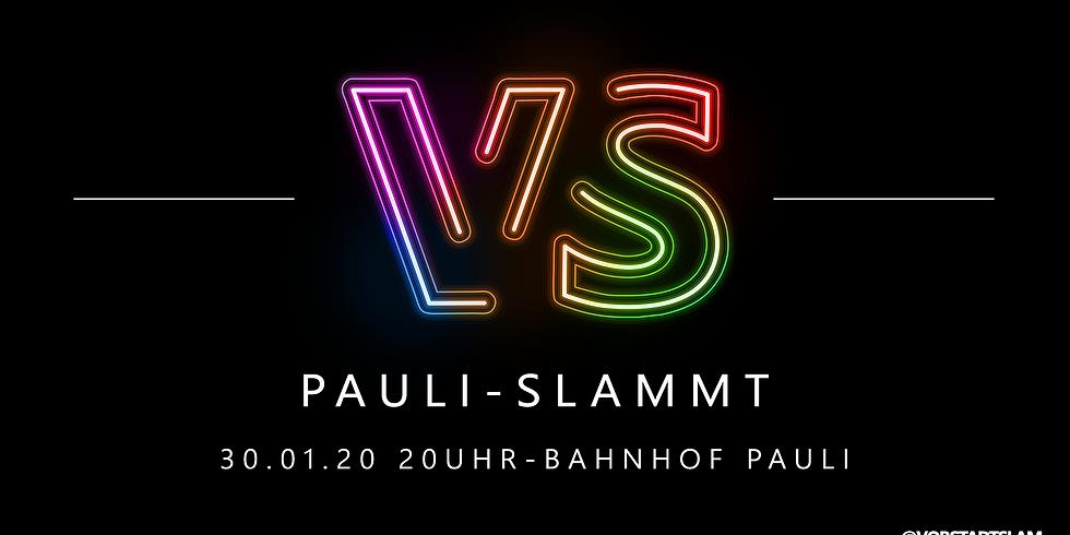 Premierenshow - Pauli-Slammt