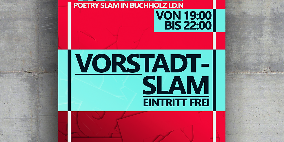 First Vorstadt-Slam