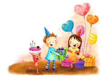 день рождения ребнка, праздник для детей в Новой Трехгорке
