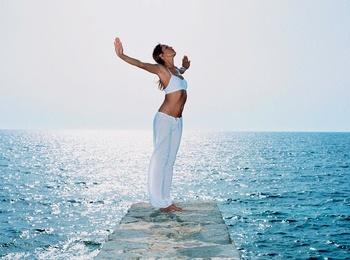 Хореография и йога