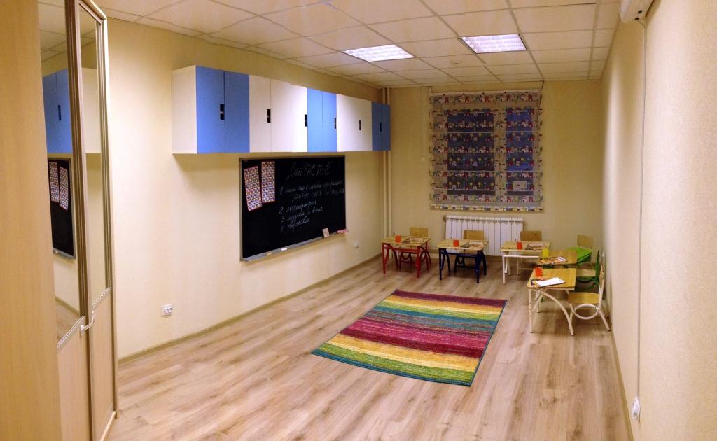 детский клуб Сейчастье Трехгорка