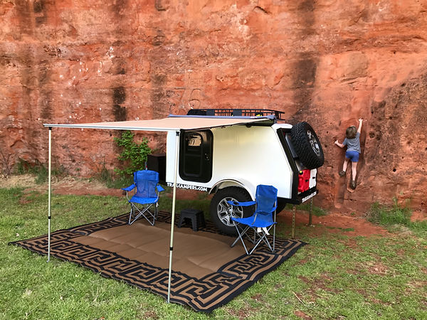 Off road camper Trail Campers