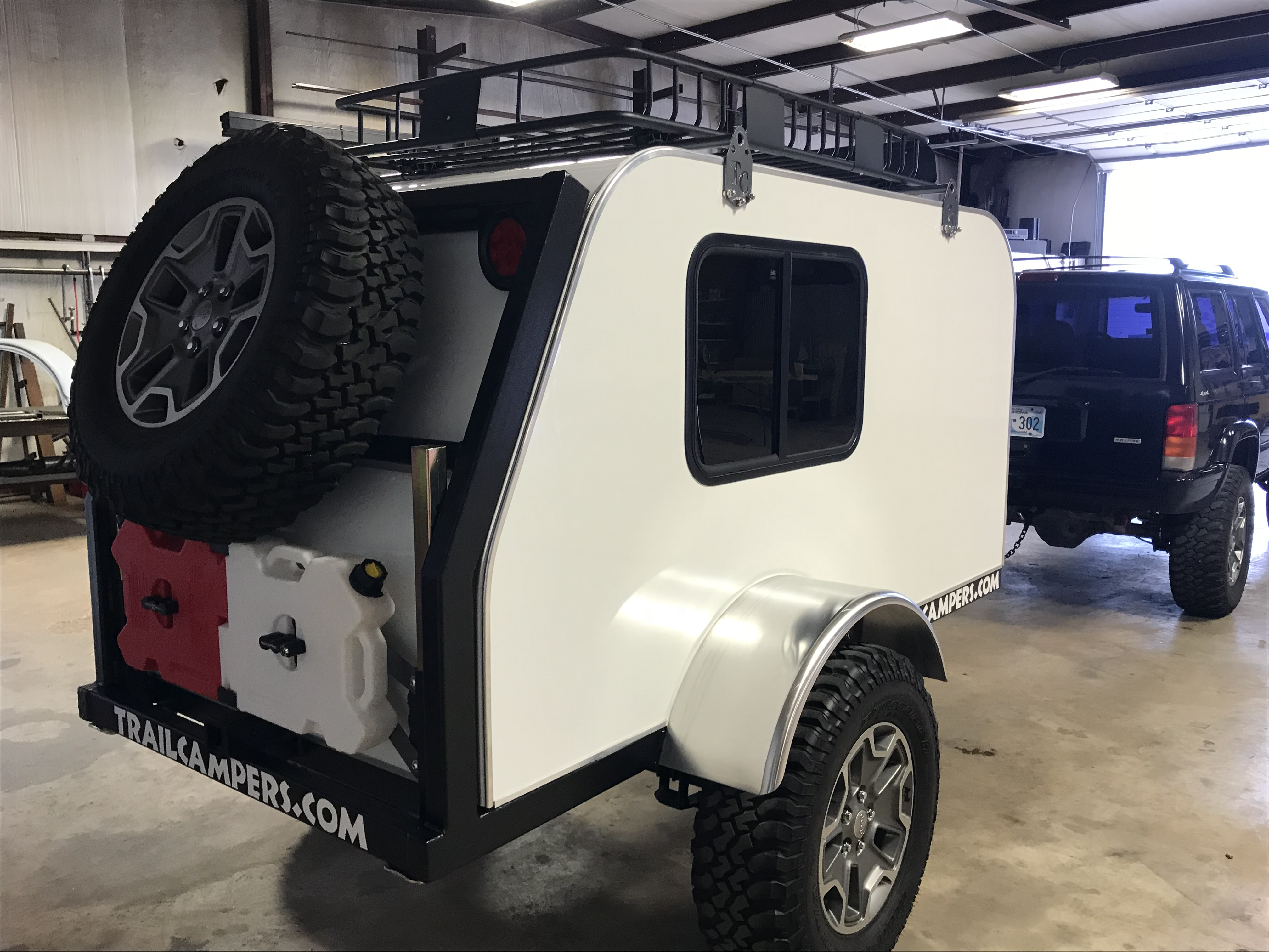 Trailcampers Com Oklahoma Offroad Jeep Expedition Safari Camper