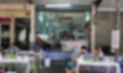 ร้านตึกแถวตั้งอยู่ซอยข้างมหาวิทยาลัยอัสสัมชัญ (เอแบค) หัวหมาก รามคำแหง 24 บะหมี่ขาหมู เมนูยอดฮิต ขายเฉลี่ยไม่ต่ำกว่า 15 ขา/วัน