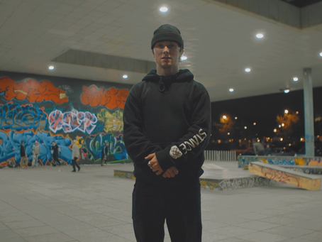 Stance 'Icon Hoodie' Ad