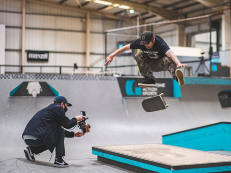 UK Skateboarding National Championships 2021