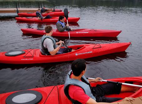 Origine du kayak de mer... Bien plus ancien que vous ne le pensez!