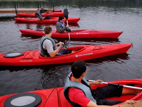 Comment débuter le kayak de mer ?