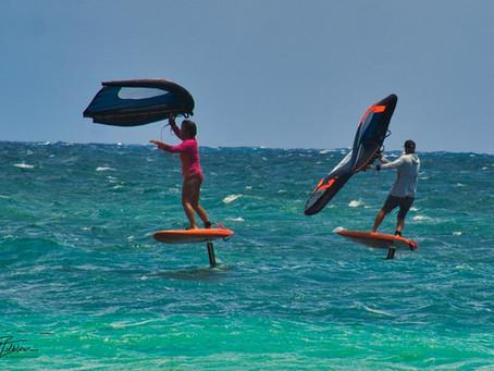 Découvrez le Wingfoil, le sport nautique qui affole les plages de La Baule