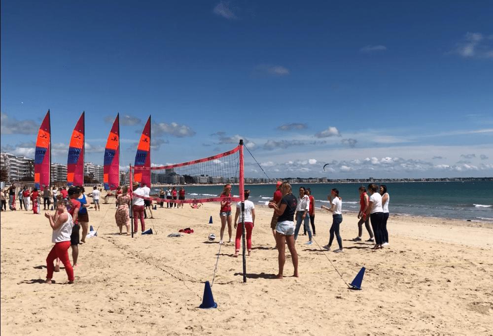 Les-Voiles-Royales-Volley-Baule-Club-Nau
