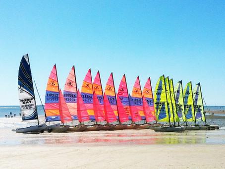4 occasions pour faire des activités nautiques de groupe à la Baule