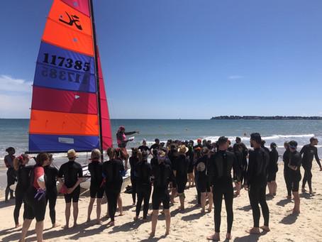 Team building original : 5 activités nautiques pour rire entre collègues