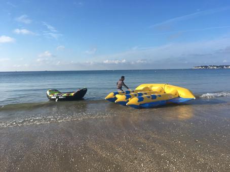 Activité nautique La Baule : 3 sports rigolos pour un séminaire d'entreprise