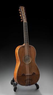 Marcus Obbo 1806, Napoli, likely made for Mauro Giuliani