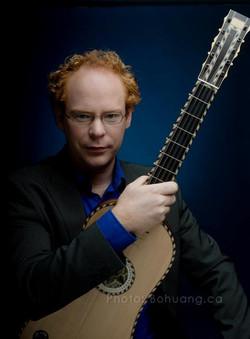 Guitare baroque solo
