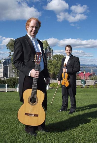 guitare et violon