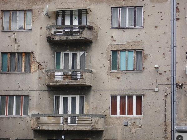 Sarajevo, BOSNIE