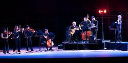 Tango Boréal et les Violons du roy