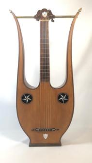 Henri Lejeune Lyra-Guitar, Paris, 1806