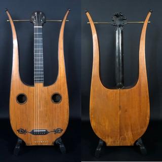 Lyra-Guitar Mast c.1810