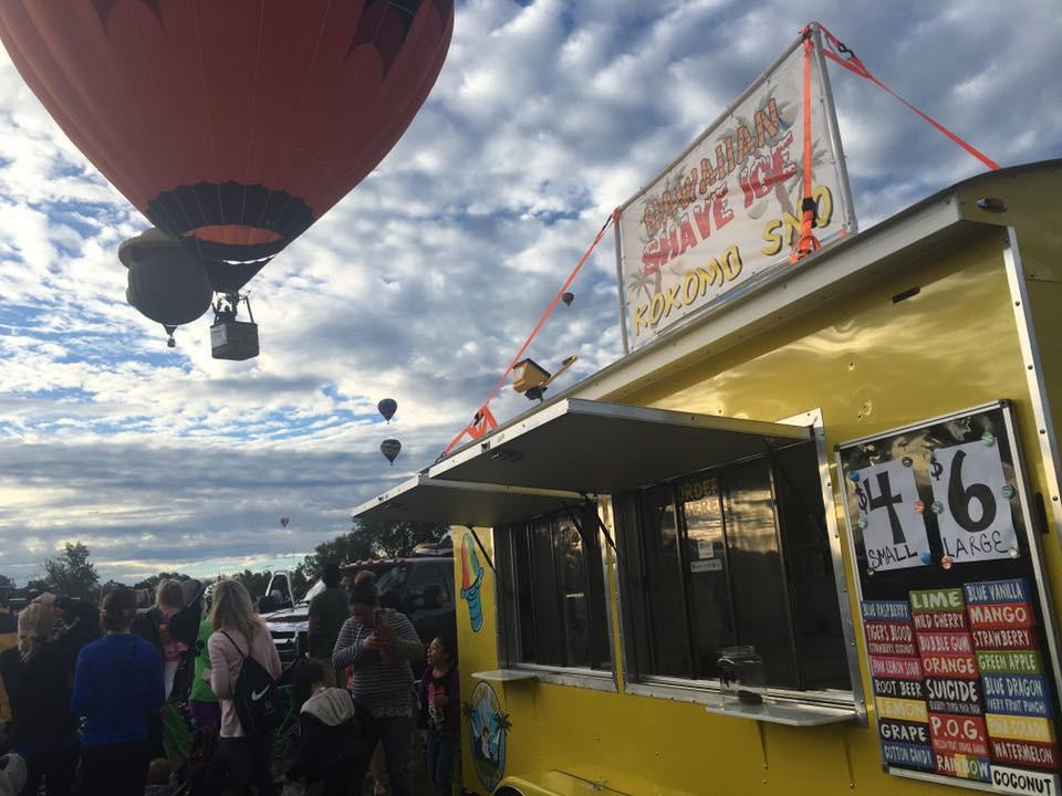 Labor Day Lift Off Ballon Festival
