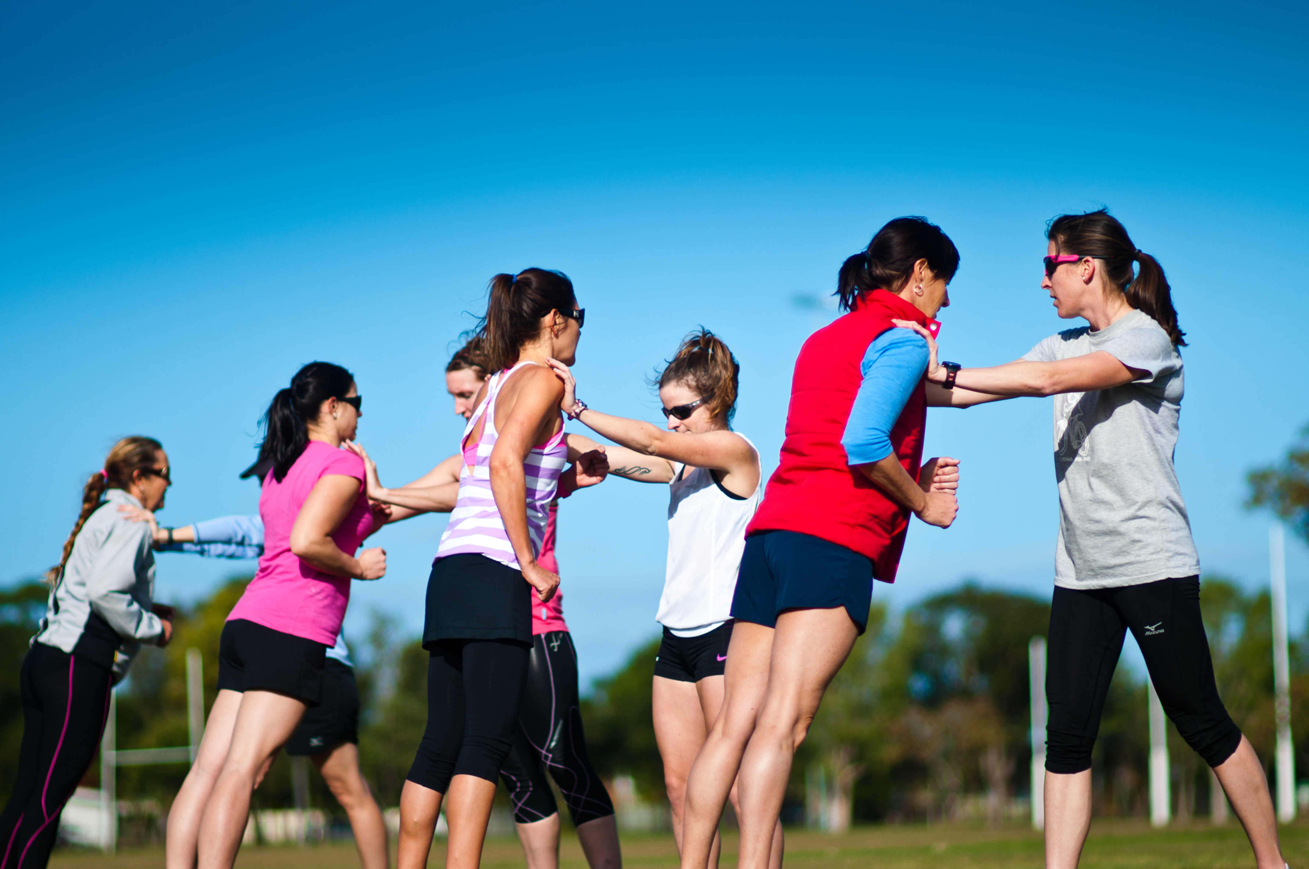 Run Technique Workshop