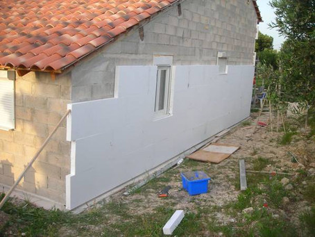 L'escroquerie sur l'isolation extérieure des maisons et la rénovation énergétique