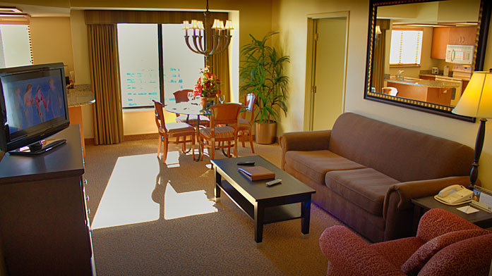 Polo Towers Suites