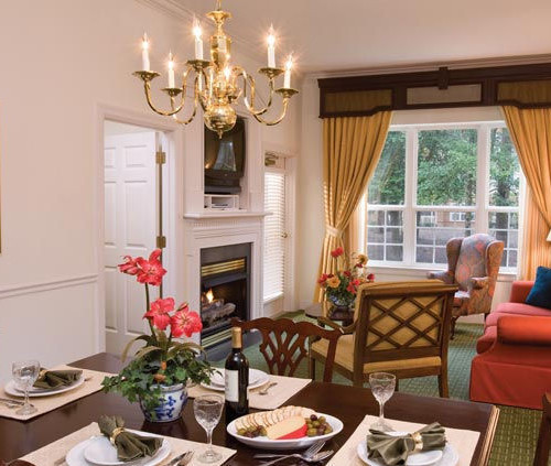 Marriott Manor Club At Fords Colony