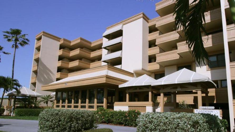 Hilton Grand Vacations Plantation Beach Club