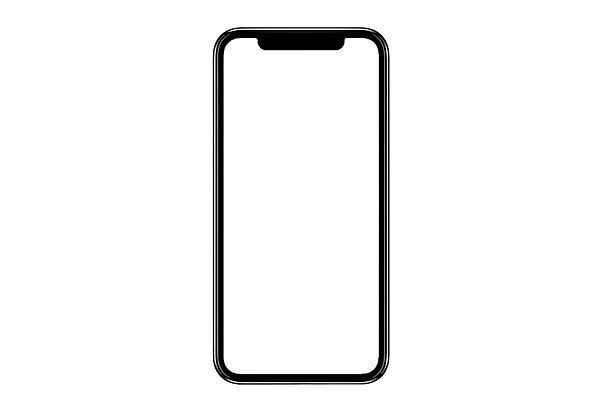 Smartphone similar to iphone xs max with