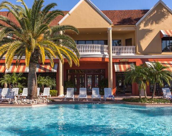 Legacy Vacation Club Orlando Spas