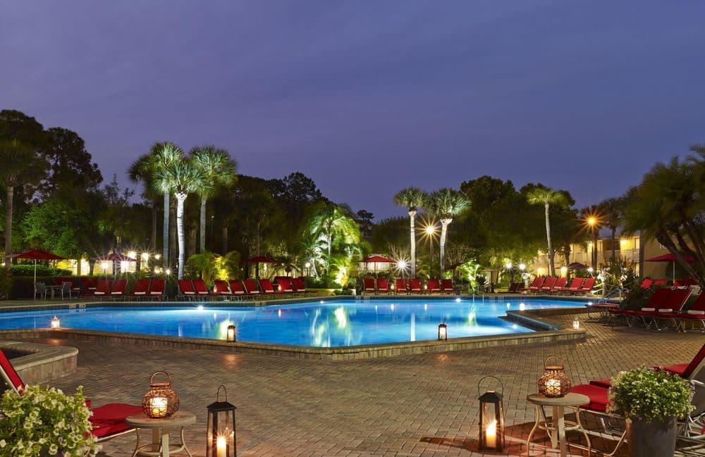 Wyndham Orlando International Resort-13