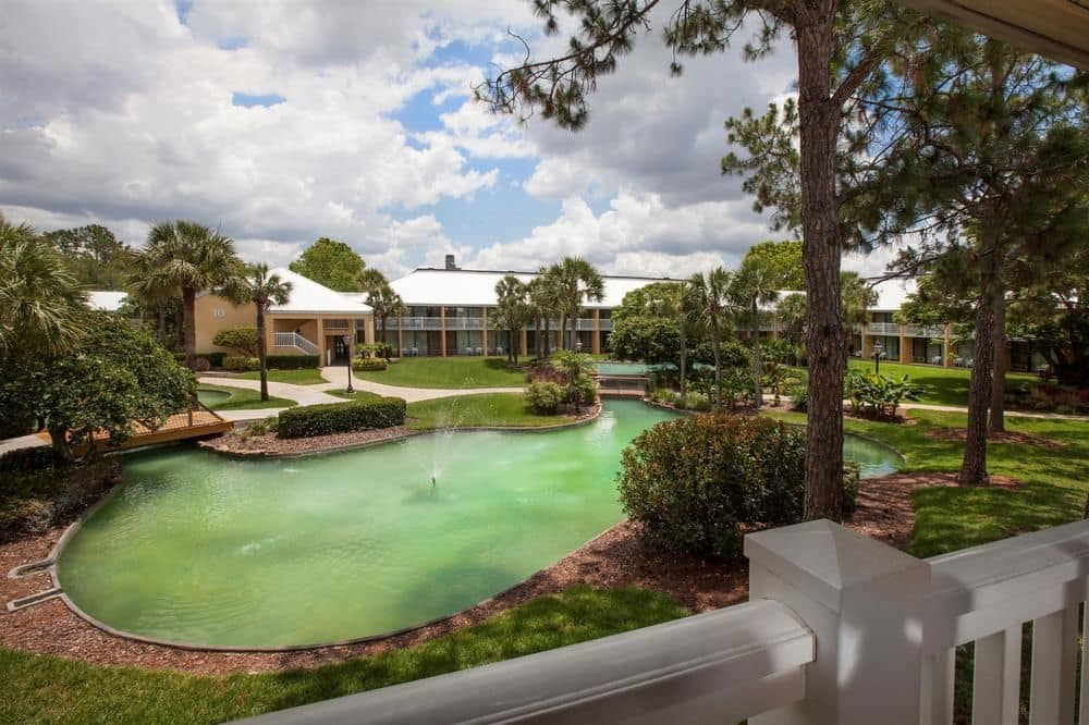 Wyndham Orlando International Resort-7