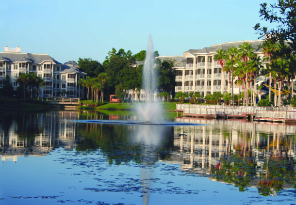 Marriott Cypress Harbour Villas